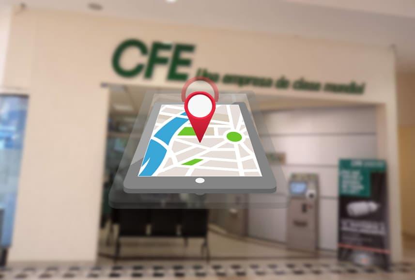 Directorio de Sucursales CFE en México