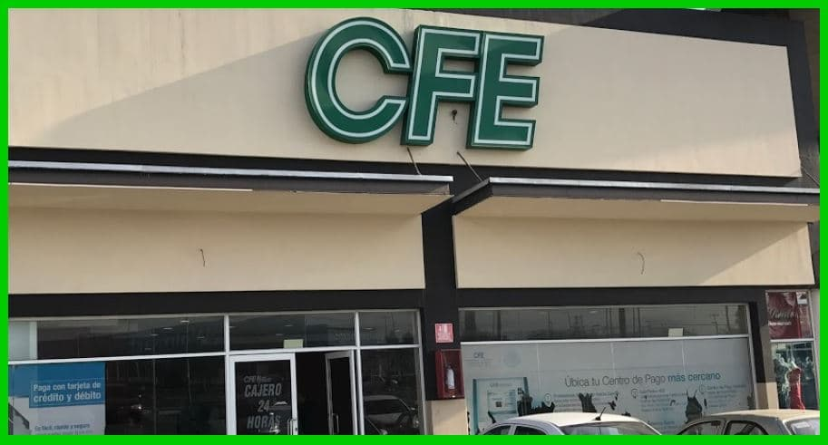 Sucursales CFE Mexicali
