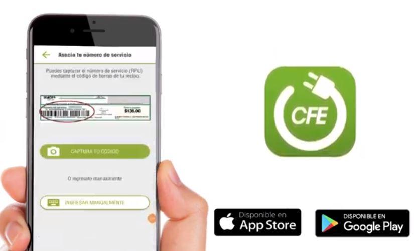 Descarga CFE Contigo para Celular