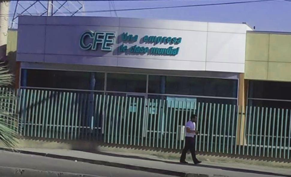 Sucursales CFE en Tijuana