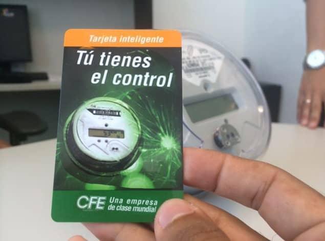 Tarjeta inteligente CFE: conoce todo sobre ella